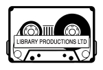 Library Productions Logo