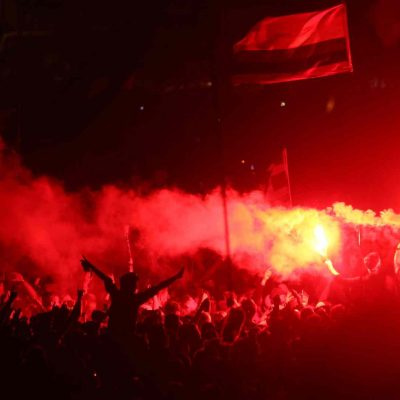 Flares for The Killers