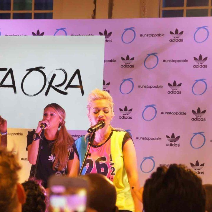 Adidas - Rita Ora Launch