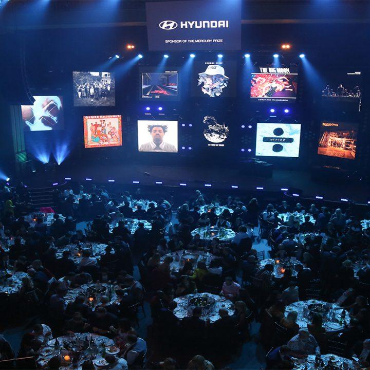 The Hyundai Mercury Prize Show