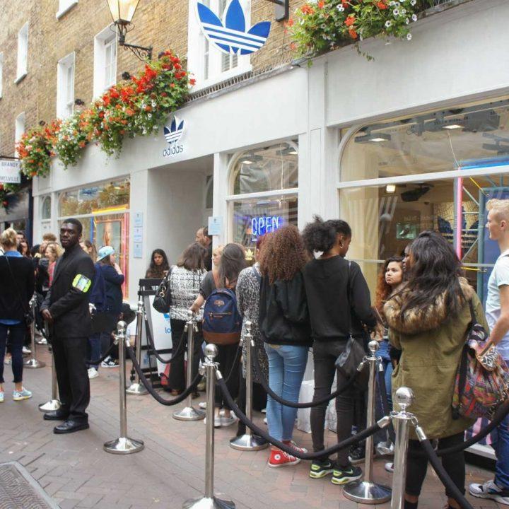 Adidas - Rita Launch