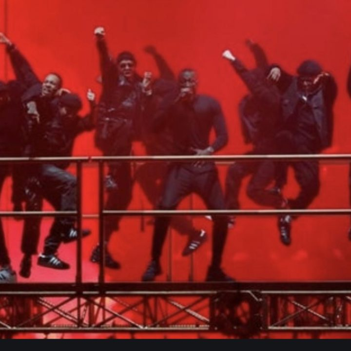 Stormzy - Brit Awards